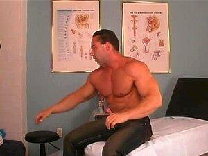 Exame médico de gay