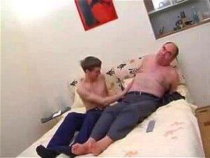Gay velho n Fuckees jovem