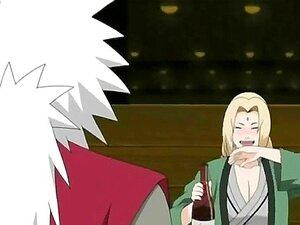 Naruto Hentai - sexo sonho com Tsunade