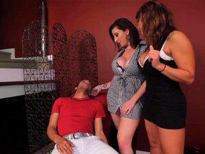 PornstarPlatinum - Ava Devine e Sarah Jay com o