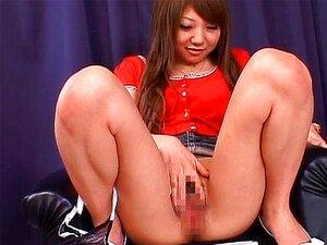 Ana Oshirino em trio asiático com tesão