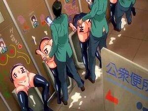 Lascive hentai vadia dando sexo oral com luxúria