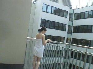 Nackt fur den Nachbarn,