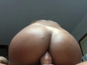 Latina slut getting analized