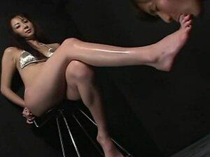 long legged tall girl foot fetish