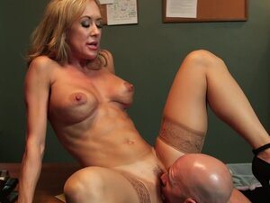 Brandi Love & Johnny Sins in Naughty Office,