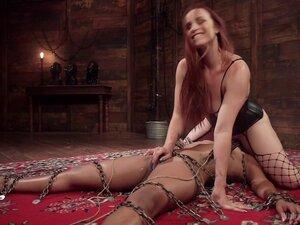 Bella Rossi & Cali Confidential in Mistress