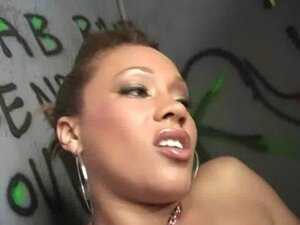 black girl gloryhole 8
