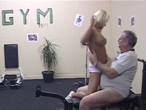 Teen fingered by old man
