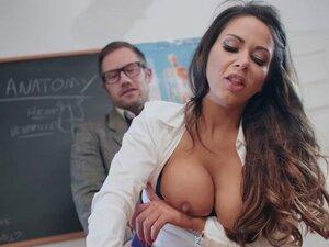 Brazzers - Big Tits at School - Roxxy Lea Freddy