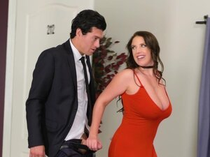Big ass Angela White is one hell of a girl made