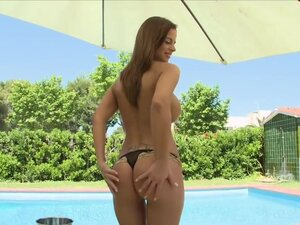 Black Angelika in Big Tits From Europe, Black