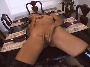 Mandy Malone Takes Interracial Creampie, This