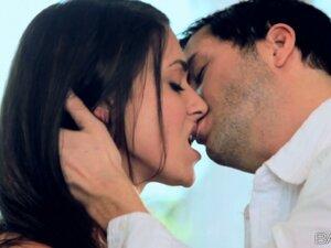 Busty Babe Victoria Love Gets Erotic Pleasures