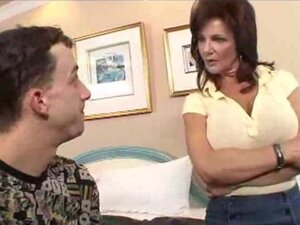 Deauxma Gets Her Ass Fucked By A Young Stud mature