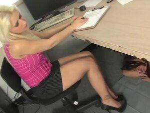 lesbian foot slave worship mistress feet