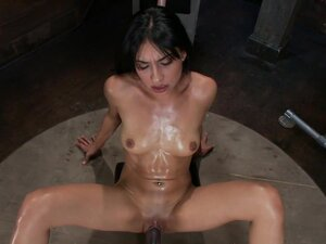Who wants Candy? Persian Princess Stretched Open