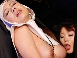 Freaky foursome action at black magic ward -
