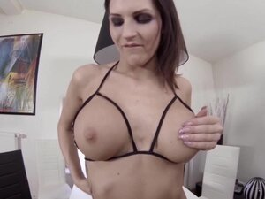 MAGMA FILM Busty German goes Interracial
