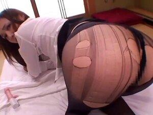 Japanese Girls attacked nice secretariate in bath