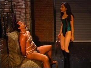 Horny pornstar Kat 9 in exotic spanking, fetish