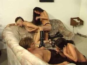 Kinkiest group sex you will ever see