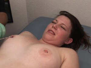 Horrible Disgusting Weird Botched Nipple Piercing