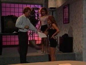 Leena, Asia Carrera, Tom Byron in vintage sex