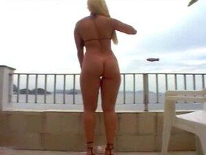Big Tittied Brazilian Freak Loves BBC - R9