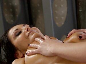 Ava Addams And Teen Share Huge Cock On Massage