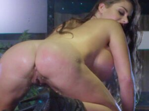 Blonde Cathy is fucked by a dicked indistinct
