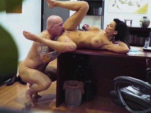 Becky Bandini - Office Harassment Caught On Tape