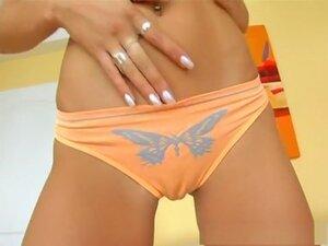 Amazing pornstar in fabulous anal, masturbation