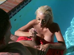 Baby Got Boobs: Pounding That Pussy by the Pool