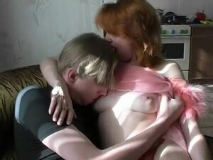 Incredible Homemade clip with Cunnilingus, Mature