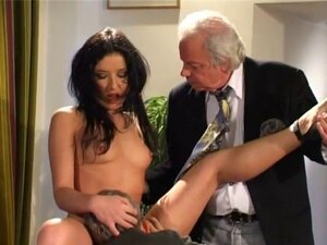 French swinger Tiffany Hopkins fucked in the ass