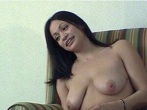 hot mexican girl with huge tits doing first time