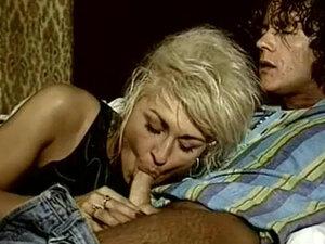 Elizabeth dp sexy blonde