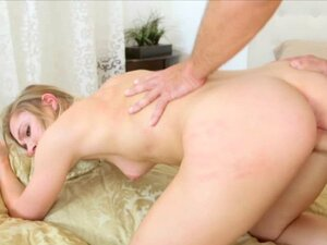 Avalon Heart gets tight pussy nailed with a big