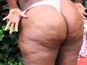extreme african fetish bbw gets creamed