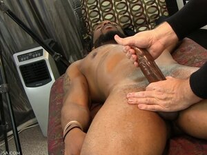 McKenzie's first time with direct prostate