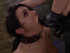 Slutty Slave Isa Mendez Gets Dominated and Used by