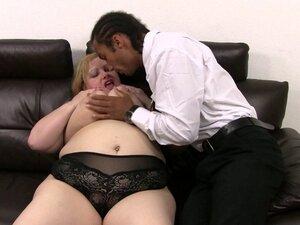 Mega boobs fatty rides cheating black meat