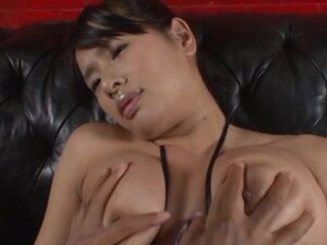 Stunning Hana Haruna gets pounded and facialed