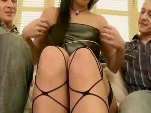 Fabulous pornstar Alysa Gap in exotic brunette,