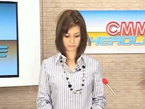 Facial on Live NEWS TV