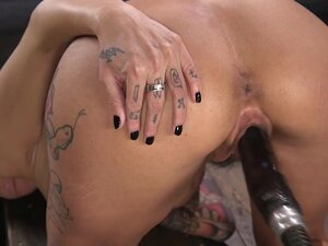 Lily Lane in Fuck It Out Of Me - FuckingMachines,