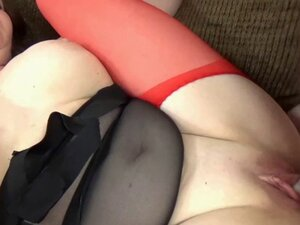 Redhead housewife Sinful Skye takes some dick from