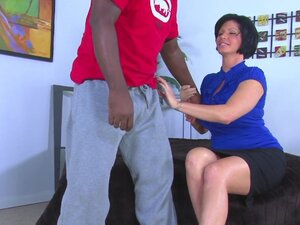 Gorgeous Shay Fox Has Interracial Sex With Casey