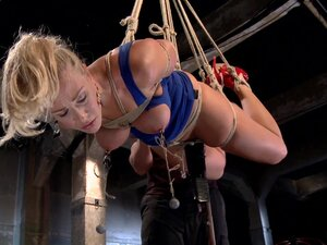 Angel Allwood in Hardcore Suspended Orgasms -